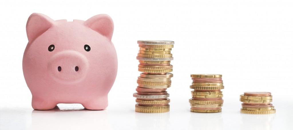 graphics table of savings